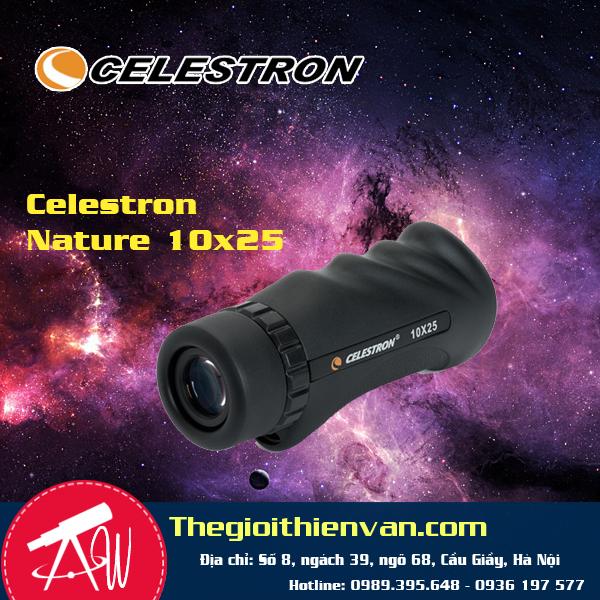Ống nhòm một mắt Celestron 10×25 1