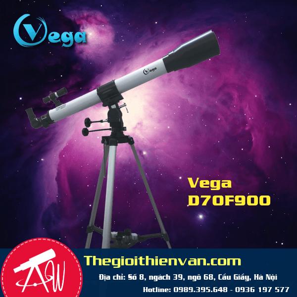 Kính thiên văn khúc xạ Vega D70F900-ATZ3