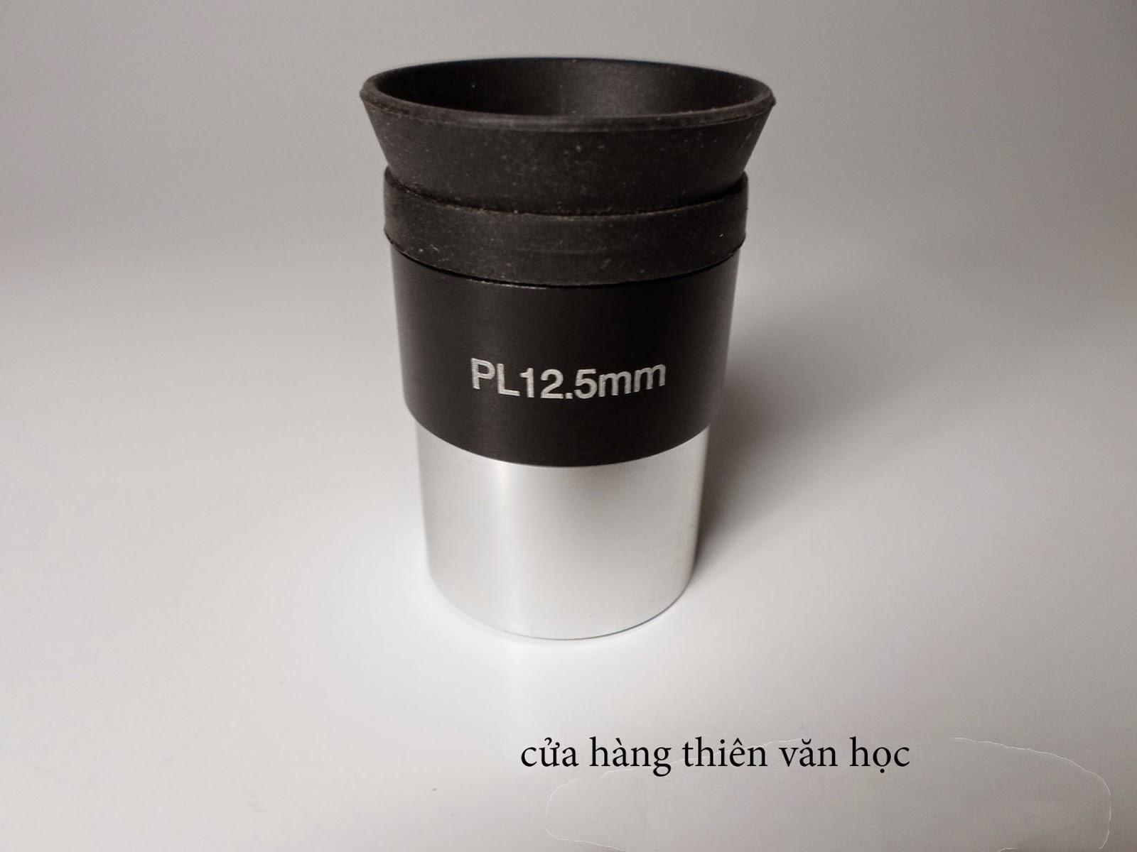Thị kính Plossl 12,5mm