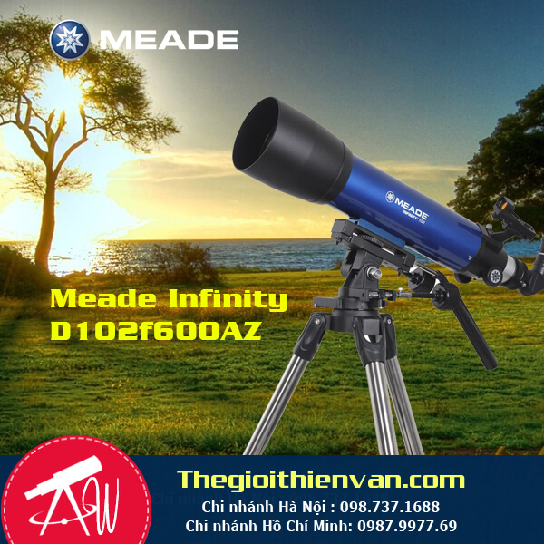Meade Infinity D102f600AZ