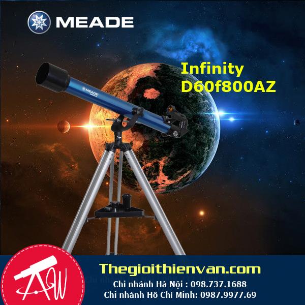 Meade Infinity D60f800AZ