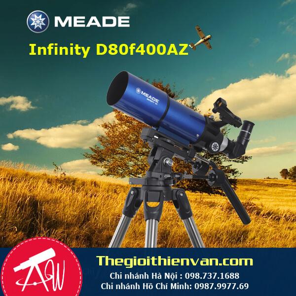 Meade Infinity D80f400AZ