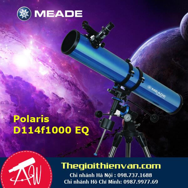 Meade Polaris D114f1000 EQ