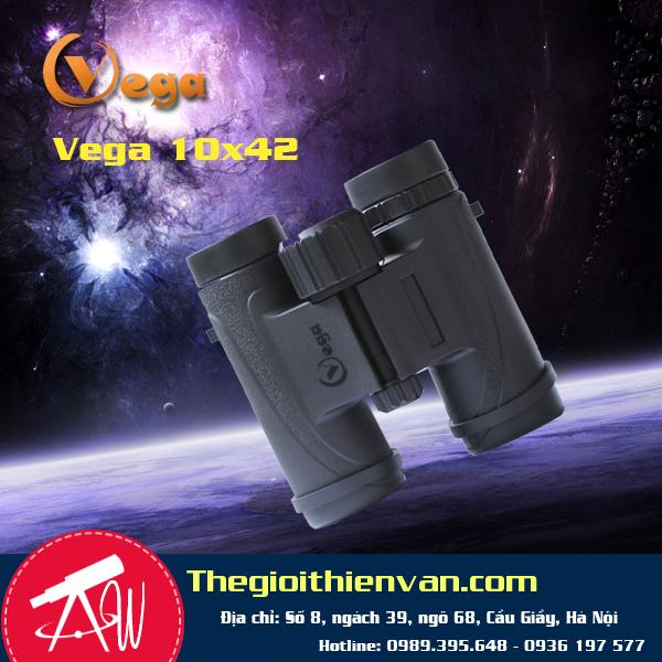 Ống nhòm Vega 10×42 HR Bak4 FMC 5,8º 1