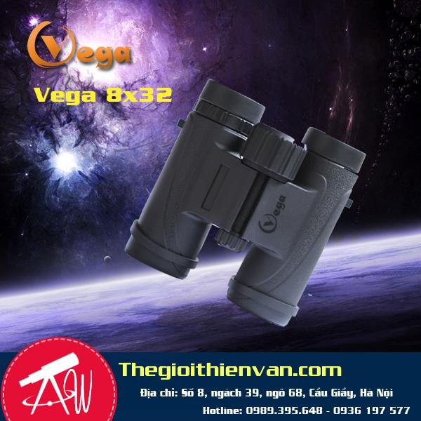 Ống nhòm Vega 8×32 HR Bak4 FMC 6.7º 1