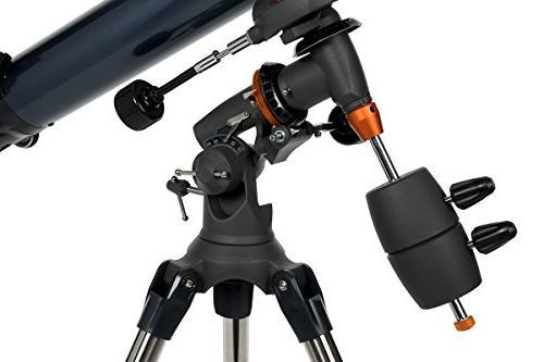 Kính thiên văn Celestron 90F1000 EQ (Astromaster)