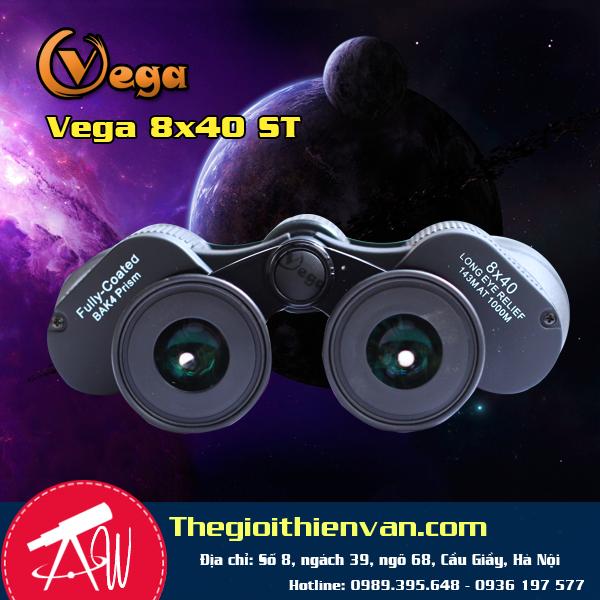 Ống nhòm Vega 8×40 ST 1