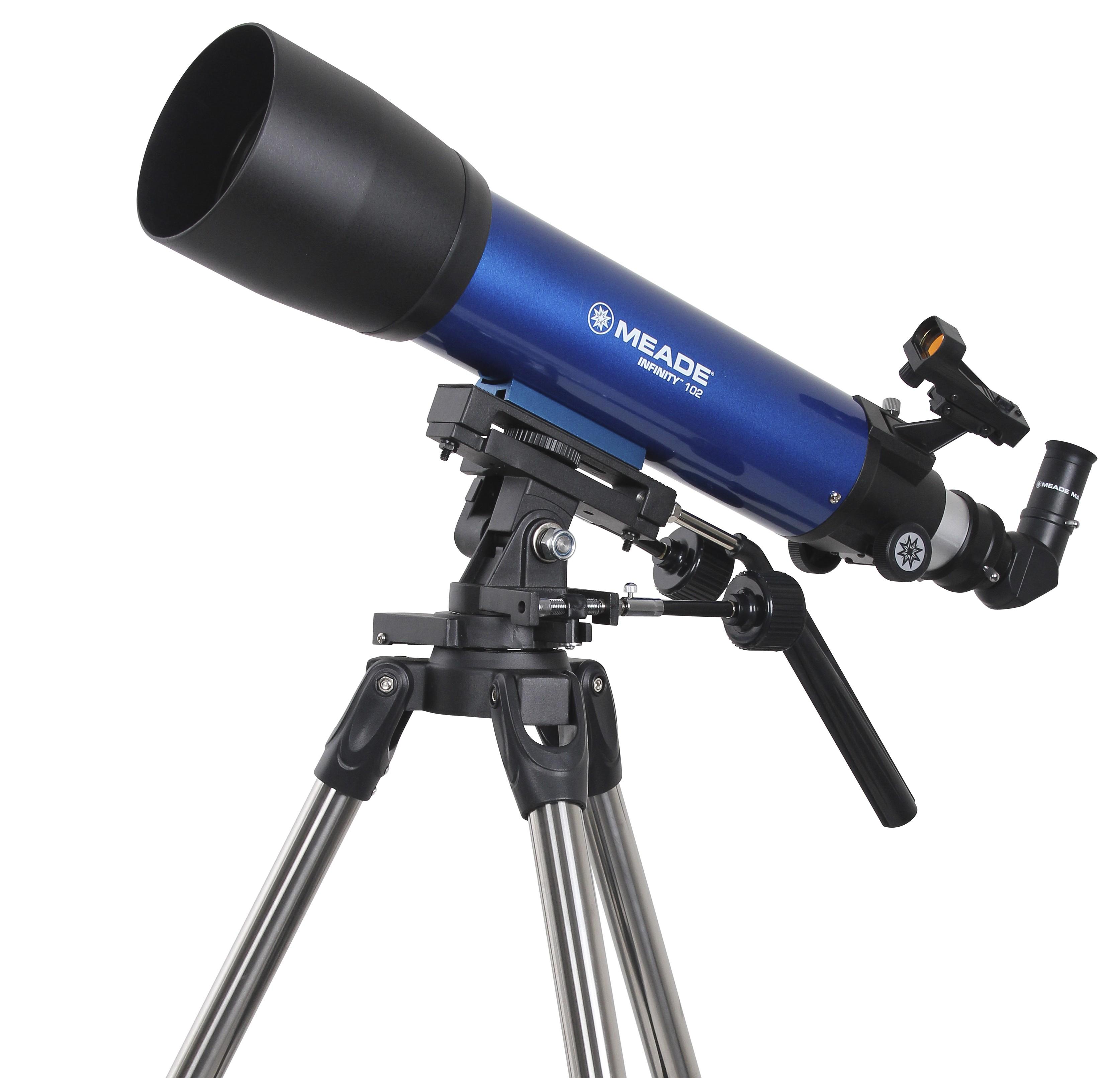 Kính thiên văn Meade Infinity D102f600AZ