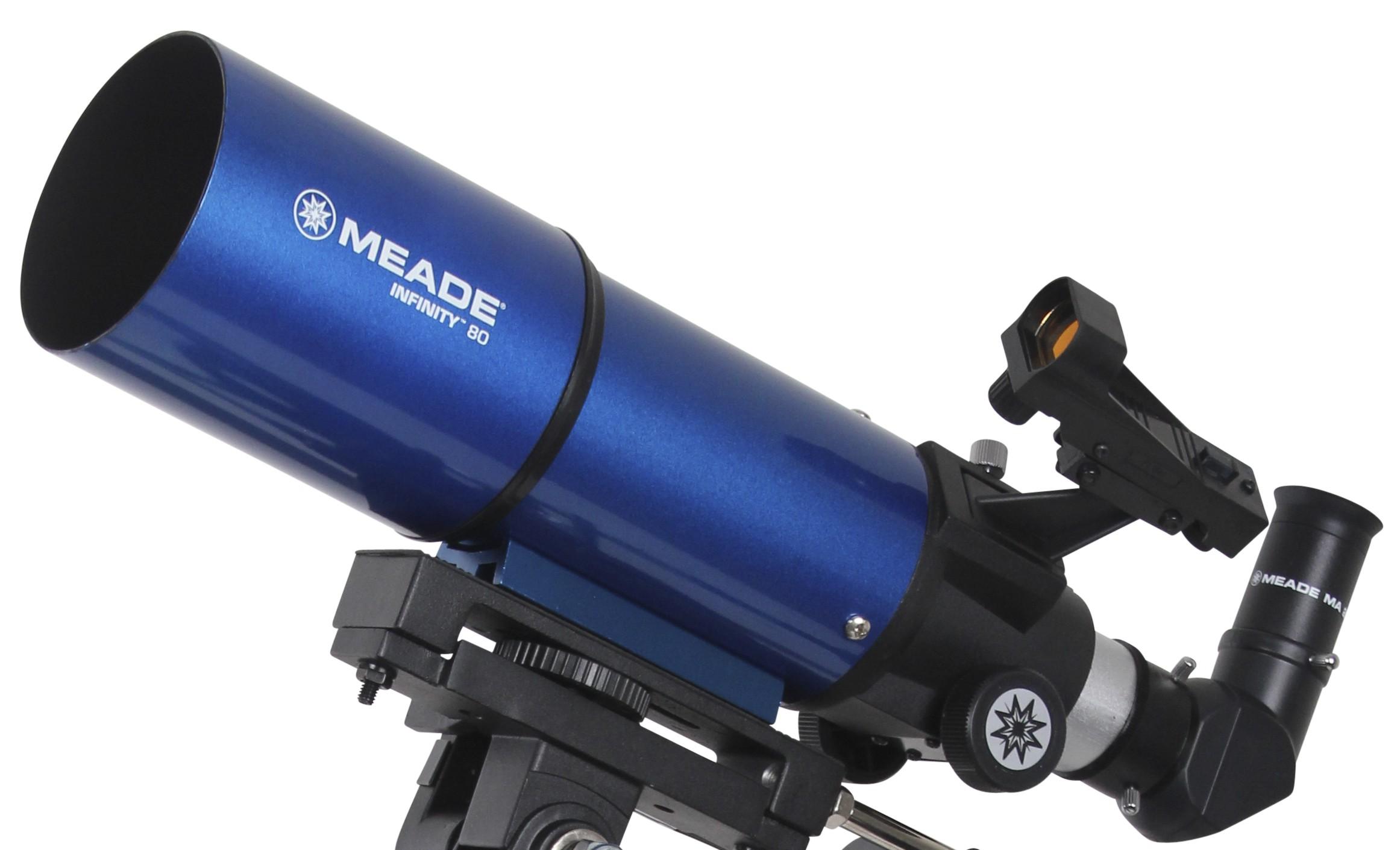 Kính thiên văn Meade Infinity D80f400AZ 1