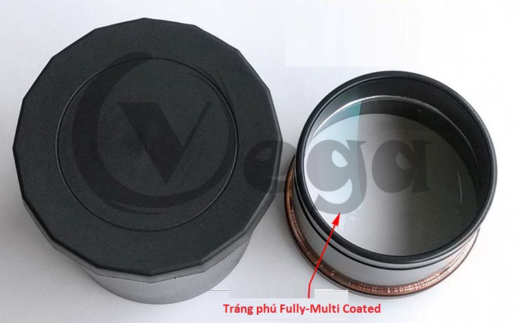 Vật kính tiêu sắc D80F600mm2