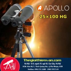 Ống nhòm APOLLO 25×100 HG
