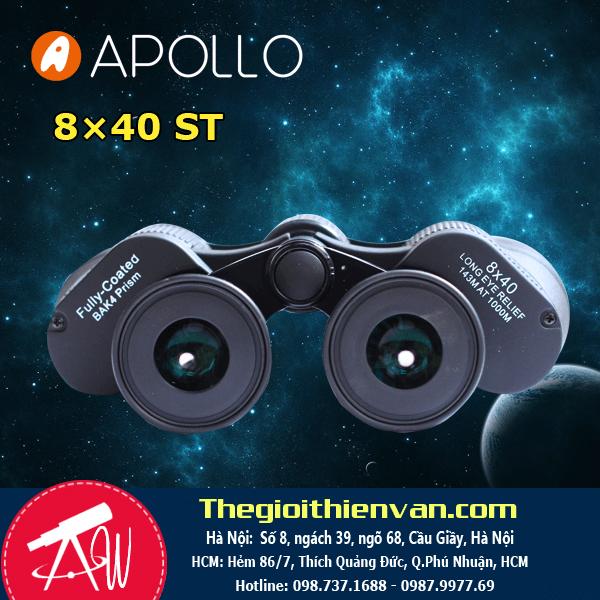 Apollo 8×40 ST