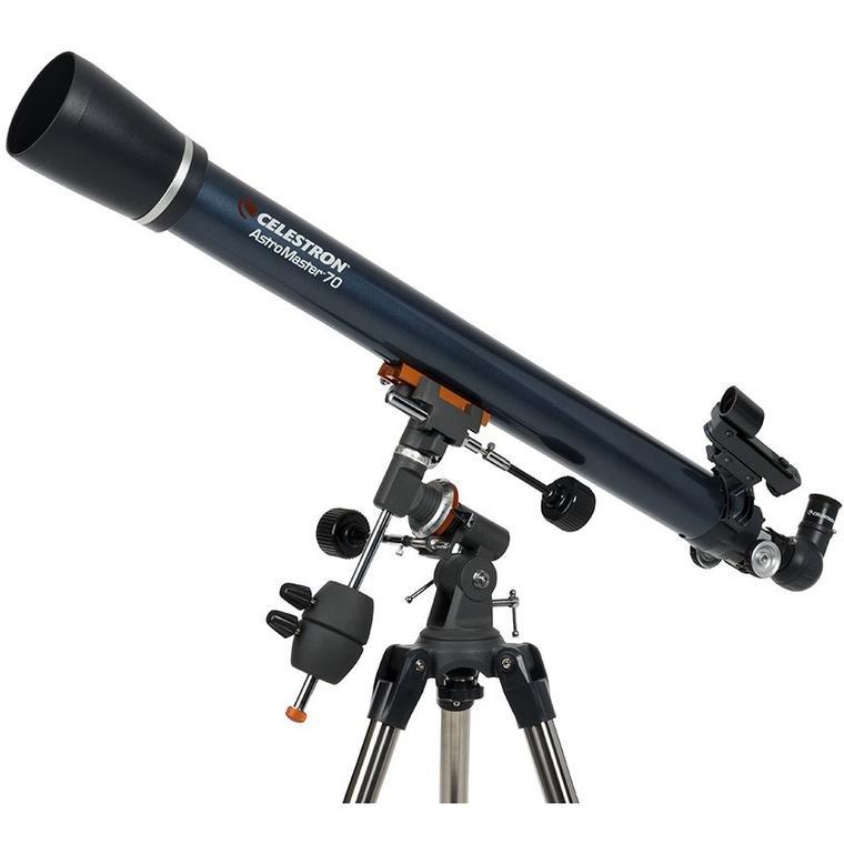 Kính thiên văn khúc xạ Celestron Astromaster 70EQ