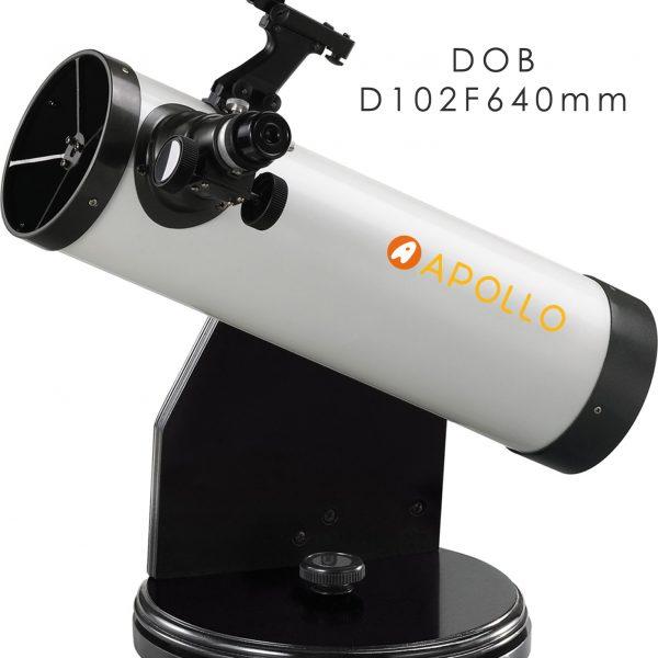 Apollo phản xạ D102F640mm DOB