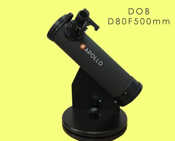 Apollo phản xạ D80F500mm DOB