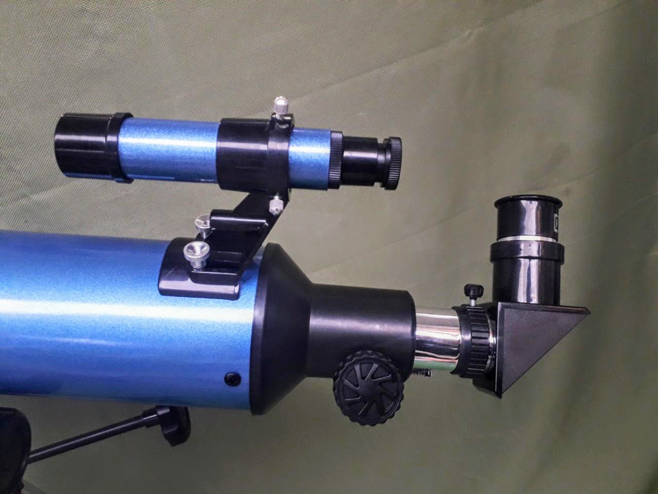 Kính thiên văn khúc xạ Apollo D80F900EQ