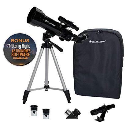 Kính thiên văn Celestron D70F400
