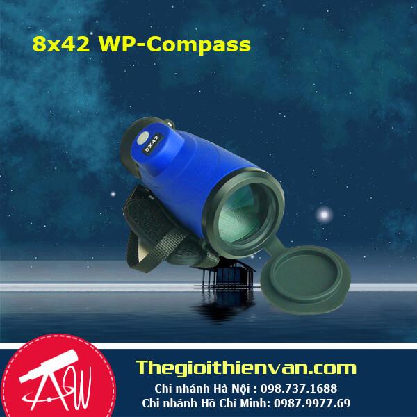 Ống nhòm một mắt 8×42 WP-Compass