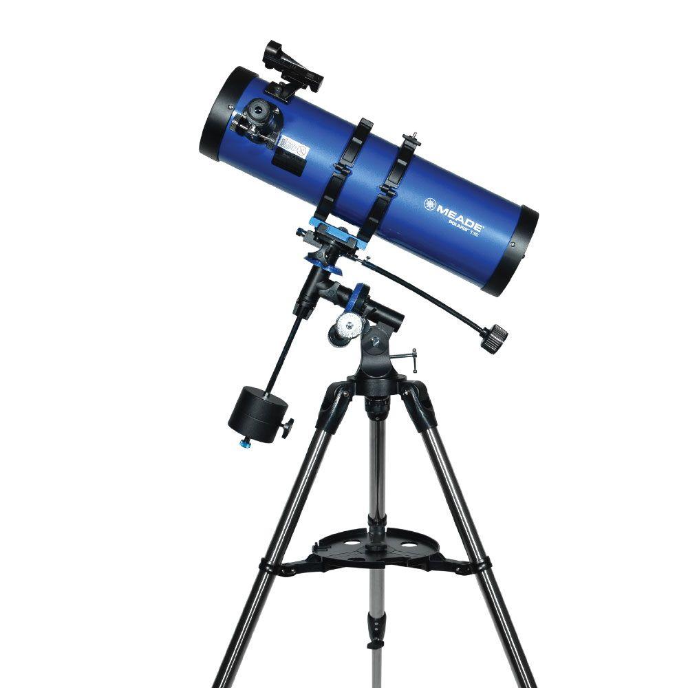 Kính thiên văn phản xạ Meade Polaris D130f650 EQ