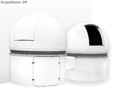 Mái vòm thiên văn Scope Dome cỡ 2m
