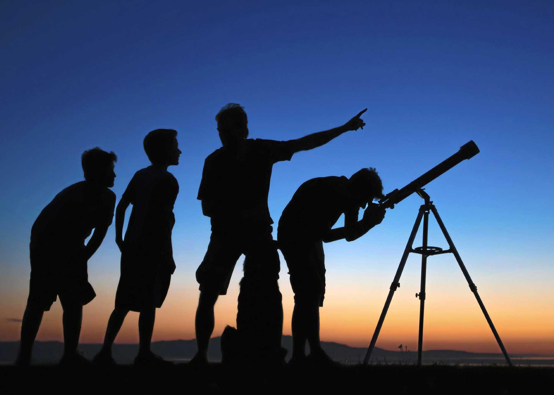 tìm hiểu về các loại kính thiên văn