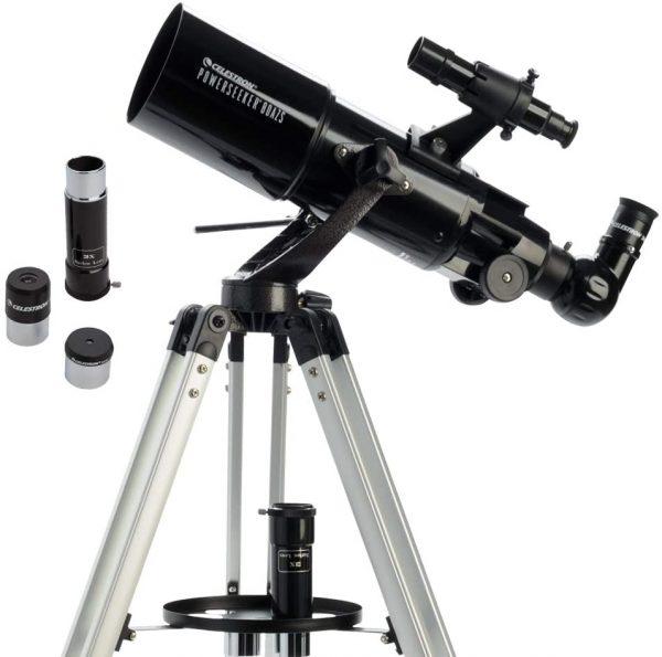 Kính thiên văn Celestron PowerSeeker 80AZS