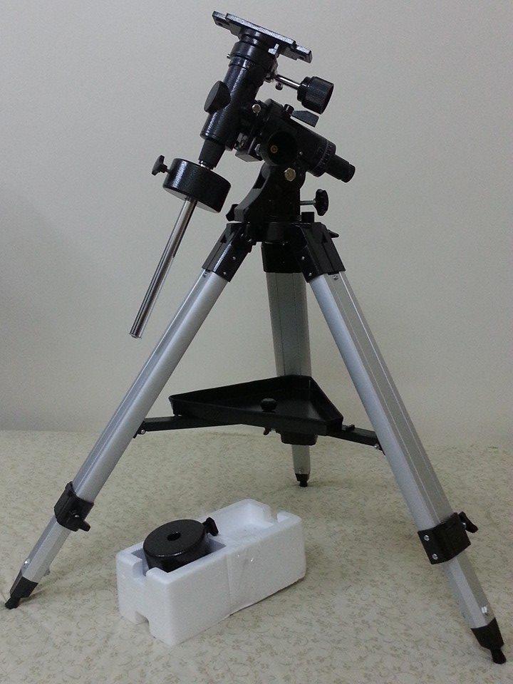 Bộ chân kính thiên văn EQ4